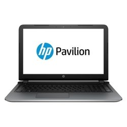 "hp pavilion 15-ab204ur (core i5 6200u 2300 mhz/15.6""/1366x768/4.0gb/500gb/dvd-rw/intel hd graphics 520/wi-fi/bluetooth/win 10 home)"