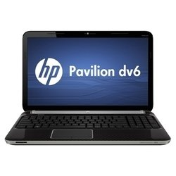"hp pavilion dv6-6125sr (a4 3310mx 2100 mhz/15.6""/1366x768/4096mb/320gb/dvd-rw/wi-fi/bluetooth/win 7 hb)"