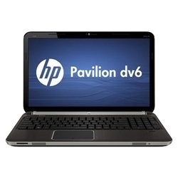 "hp pavilion dv6-6103er (a6 3410mx 1600 mhz/15.6""/1366x768/4096mb/500gb/dvd-rw/wi-fi/bluetooth/win 7 hb)"