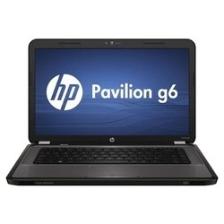 "hp pavilion g6-1102er (phenom ii n660 3000 mhz/15.6""/1366x768/4096mb/320gb/dvd-rw/wi-fi/bluetooth/win 7 hb)"