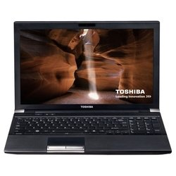 "toshiba satellite pro r850-15z (core i3 2310m 2100 mhz/15.6""/1366x768/4096mb/320gb/dvd-rw/wi-fi/bluetooth/win 7 prof)"