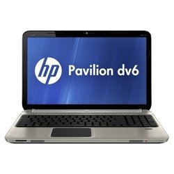 "hp pavilion dv6-6153sr (core i3 2310m 2100 mhz/15.6""/1366x768/4096mb/500gb/dvd-rw/wi-fi/bluetooth/win 7 hb)"