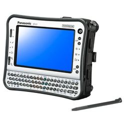 "panasonic toughbook cf-u1 (atom z530 1600 mhz/5.6""/1024x600/2048mb/64gb/dvd нет/wi-fi/bluetooth/3g/win 7 prof)"