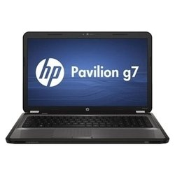 "hp pavilion g7-1052er (core i5 2410m 2300 mhz/17.3""/1600x900/4096mb/750gb/dvd-rw/wi-fi/bluetooth/win 7 hb)"