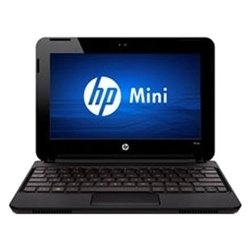 "hp mini 110-3608er (atom n455 1660 mhz/10.1""/1024x600/1024mb/250gb/dvd нет/wi-fi/bluetooth/win 7 starter)"