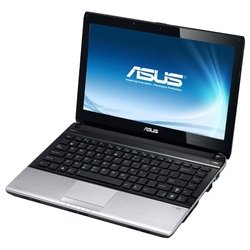 "asus u31jg (core i3 370m 2400 mhz/13.3""/1366x768/3072mb/320gb/dvd нет/wi-fi/bluetooth/win 7 hb)"