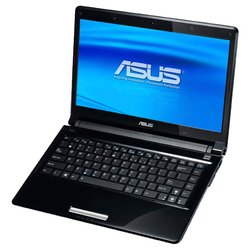 "asus ul80vt (core 2 duo su7300 1300 mhz/14.0""/1366x768/4096mb/320.0gb/dvd-rw/wi-fi/bluetooth/win 7 hp)"