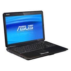 """ASUS PRO5DI (Core 2 Duo T5900 2200 Mhz/15.6""""/1366x768/2048Mb/250Gb/DVD-RW/Wi-Fi/DOS)"""
