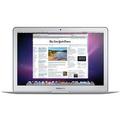 "apple macbook air 13 late 2010 mc504 (core 2 duo 1860 mhz/13.3""/1440x900/2048mb/256gb/dvd нет/wi-fi/bluetooth/macos x)"