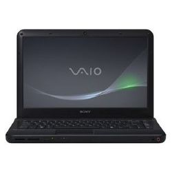 "sony vaio vpc-ea25fx (core i3 350m 2260 mhz/14""/1366x768/4096mb/500gb/blu-ray/wi-fi/bluetooth/win 7 hp)"