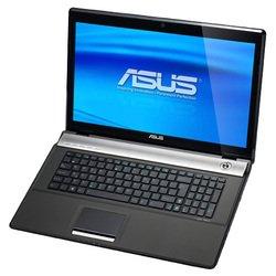 """ASUS N71VG (Core 2 Duo T6600 2200 Mhz/17.3""""/1600x900/4096Mb/320Gb/DVD-RW/Wi-Fi/Bluetooth/Win 7 HB)"""