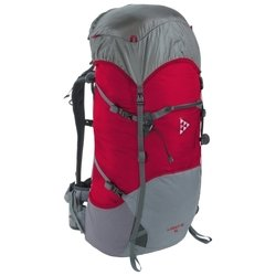 bask light 55 grey/red (bordo)