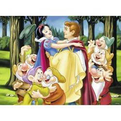 "Пазл Ravensburger ""Белоснежка и принц"" (127153) (от 8 лет)"