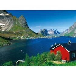 """Пазл Ravensburger """"Норвежский рыбацкий поселок"""" (141760) (от 10 лет)"""