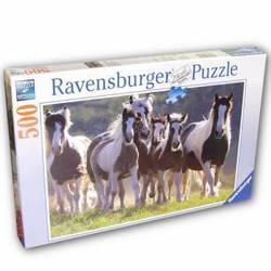 """Пазл Ravensburger """"Табун лошадей"""" (141814) (от 10 лет)"""