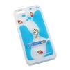 Пластиковый чехол-накладка для Apple iPhone 6, 6S (0L-00002882) (Цветная водичка, Синее море, прозрачный) - Чехол для телефонаЧехлы для мобильных телефонов<br>Чехол плотно облегает корпус и гарантирует надежную защиту от царапин и потертостей.<br>