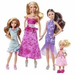 Набор кукол Barbie Сестры Барби (Y7562) (от 3 лет)