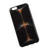 Силиконовый чехол-накладка для Apple iPhone 6, 6S (0L-00002708) (Абстрактные соты 3D) - Чехол для телефонаЧехлы для мобильных телефонов<br>Чехол плотно облегает корпус и гарантирует надежную защиту от царапин и потертостей.<br>