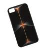 Силиконовый чехол-накладка для Apple iPhone 4, 4S (0L-00002686) (Абстрактные соты 3D) - Чехол для телефонаЧехлы для мобильных телефонов<br>Чехол плотно облегает корпус и гарантирует надежную защиту от царапин и потертостей.<br>