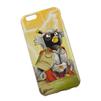Силиконовый чехол-накладка для Apple iPhone 6, 6S (0L-00002710) (Генерал Тор Черная птица) - Чехол для телефонаЧехлы для мобильных телефонов<br>Чехол плотно облегает корпус и гарантирует надежную защиту от царапин и потертостей.<br>