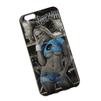 Силиконовый чехол-накладка для Apple iPhone 6, 6S (0L-00002707) (Девчонка Американский футбол Dexter) - Чехол для телефонаЧехлы для мобильных телефонов<br>Чехол плотно облегает корпус и гарантирует надежную защиту от царапин и потертостей.<br>