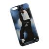 Силиконовый чехол-накладка для Apple iPhone 6, 6S (0L-00002709) (Майкл Джексон) - Чехол для телефонаЧехлы для мобильных телефонов<br>Чехол плотно облегает корпус и гарантирует надежную защиту от царапин и потертостей.<br>