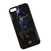 Силиконовый чехол-накладка для Apple iPhone 5, 5S, SE (0L-00002692) (Магия баскетбола) - Чехол для телефонаЧехлы для мобильных телефонов<br>Чехол плотно облегает корпус и гарантирует надежную защиту от царапин и потертостей.<br>