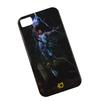 Силиконовый чехол-накладка для Apple iPhone 4, 4S (0L-00002681) (Магия баскетбола) - Чехол для телефонаЧехлы для мобильных телефонов<br>Чехол плотно облегает корпус и гарантирует надежную защиту от царапин и потертостей.<br>