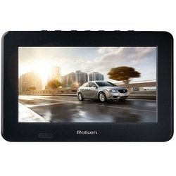 Автомобильный телевизор Rolsen RTV-700 (черный)