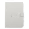 Универсальный чехол-книжка для планшетов 7 (0L-00002029) (кожа, белый) - Универсальный чехол для планшетаУниверсальные чехлы для планшетов<br>Плотно облегает корпус и гарантирует надежную защиту от царапин и потертостей.<br>