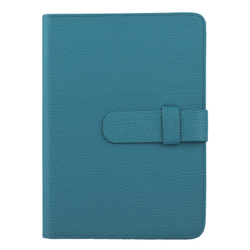 """Универсальный чехол-книжка для планшетов 7"""" (0L-00002032) (кожа, синий)"""