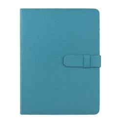 """Универсальный чехол-книжка для планшетов 10"""" (0L-00002038) (кожа, синий)"""