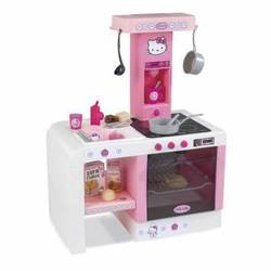������� ����� Smoby miniTefale Cheftronic Hello Kitty ����� � ������ (24195) (�� 2 ���)