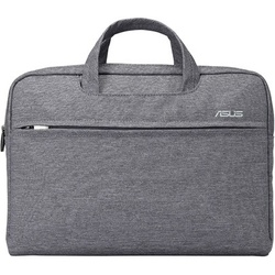 """Сумка для ноутбука 16"""" (Asus EOS Carry Bag) (90XB01D0-BBA040) (серый)"""