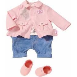 Аксессуар для кукол Zapf Baby Annabell одежда для прогулки (793-718) (от 2 лет)