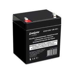 Аккумуляторная батарея Exegate EXG1250