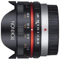 Rokinon 7.5mm f/3.5 IF ED UMC Aspherical Micro Four Thirds (FE75MFT)