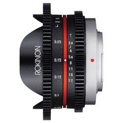 Rokinon 7.5mm T3.8 Cine IF ED UMC Aspherical Micro Four Thirds (CV75MFT)