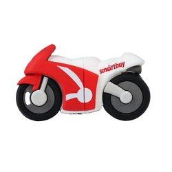 Smartbuy Wild series Motobike 8Gb (SB8GBBike) (красно-белый)