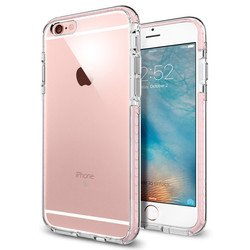 �����-�������� ��� apple iphone 6s spigen ultra hybrid tech (sgp11788) (����������-�������)