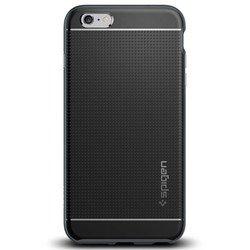 Чехол-накладка для Apple iPhone 6S Plus, 6 Plus Spigen Neo Hybrid (SGP11664) (металлический)