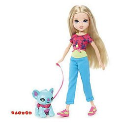 Кукла Moxie Эйвери и Медвежонок (519737) (от 3 лет)