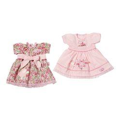 Аксессуар для кукол Zapf Baby Annabell Платье цветное (792-933) (от 3 лет)