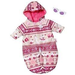 Аксессуар для кукол Zapf Baby Born Зимний комбинезон (821-381) (от 3 лет)