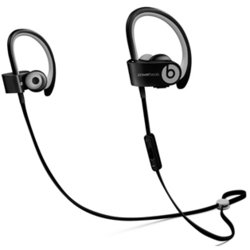 Beats Powerbeats2 Wireless (MKPP2ZE/A) (черно-белый)