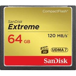 SanDisk Extreme 64Gb (SDCFXSB-064G-G46)