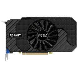 Palit GeForce GTX 750 1087Mhz PCI-E 3.0 2048Mb 5010Mhz 128 bit DVI HDMI HDCP (OEM)