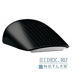 мышь microsoft touch mouse black usb win8 usb port emea er en, cs, iw, pl, ro, ru, uk hdwr (3kj-00021)