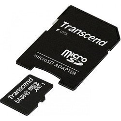 Transcend TS64GUSDXC10