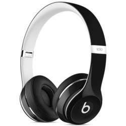 Beats Solo2 Luxe Edition (ML9E2ZE/A) (черный)